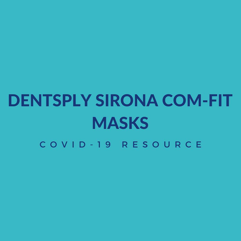 Dentsply Sirona Com-Fit Masks