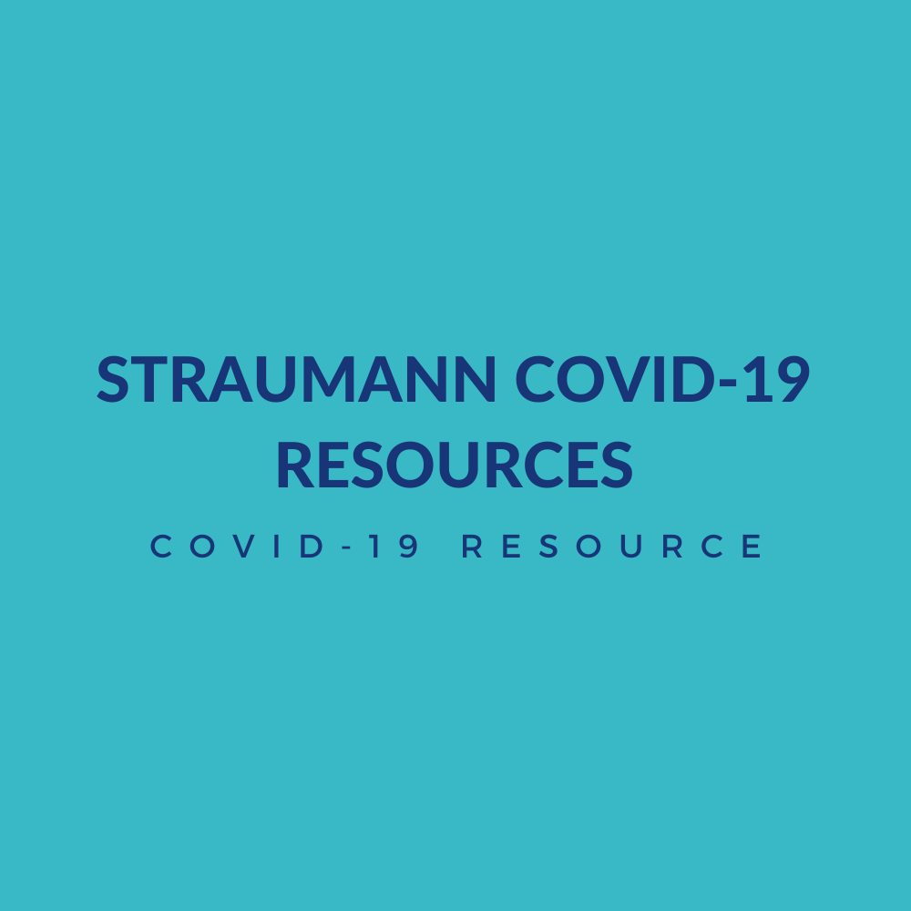 Strauman Covid-19 Resources